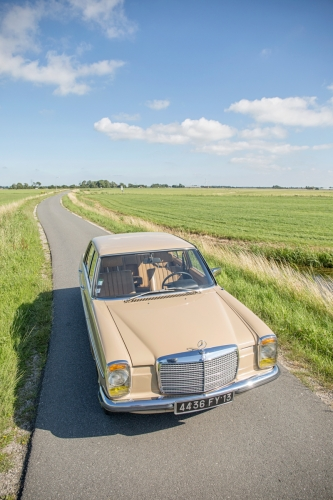 Mercedes-Benz W115 220D 1975-Eric Breed-9992
